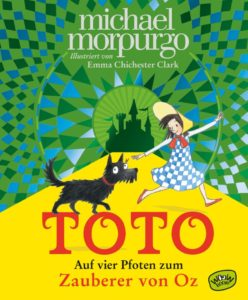 Kinderbuch-Tipp Toto vier Pfoten zauberer Oz